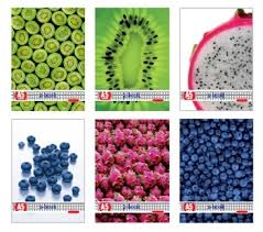 Zeszyt Herlitz A5 = 80 kartek w linię World of Fruits 0009568015