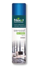 Aerozol do mebli Nexxt 250 ml