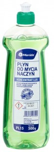 Koncentrat do mycia naczyń Merida Lux 500 ml PL15